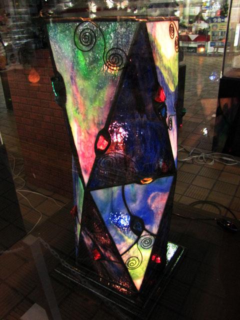 ガラスアート展示会 in OTARU 2009