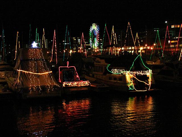小樽港マリーナイルミネーション