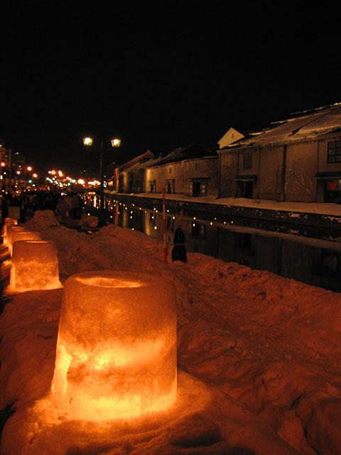 第12回小樽雪あかりの路