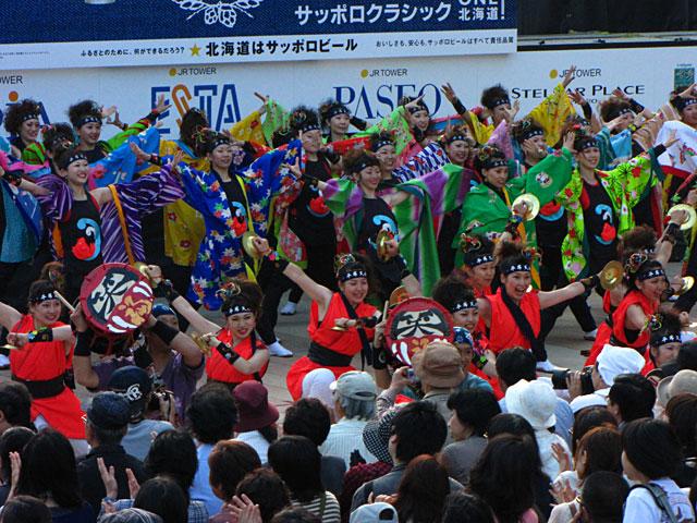 第19回YOSAKOIソーラン祭り