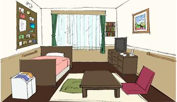 さっぽろ元町 あかりの里イメージ:プライベートルーム