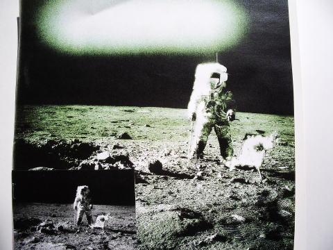 アポロ宇宙飛行士の上空で監視していたUFO
