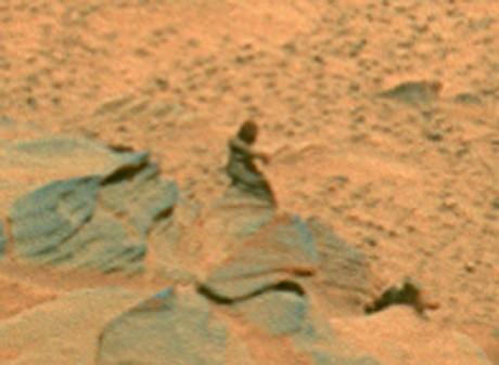 火星人なのか