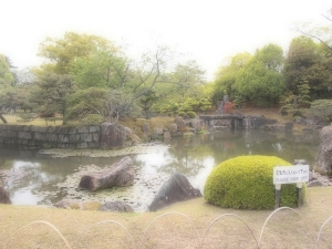 二条城庭園