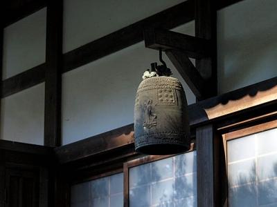 円覚寺黄梅庵の梵鐘