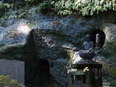 縁切り寺墓苑