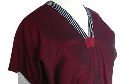 『織り人』のカレンブラウス