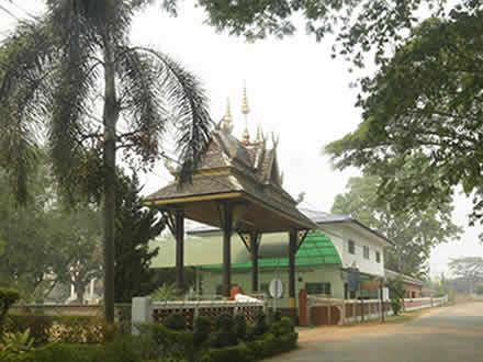 タイルー族の村