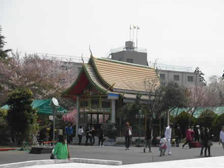 ワットパクナム日本寺院