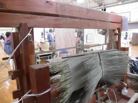 畳の縦糸の麻