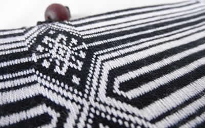 ルー族の織り