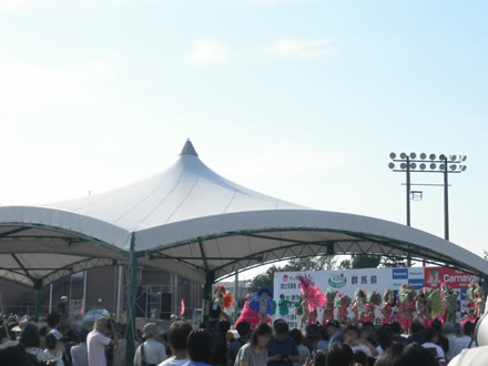 群馬県大泉町カルナバル2014