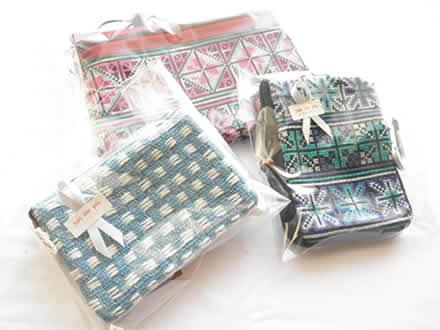 『織り人』商品を贈り物に