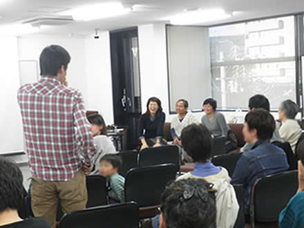 マレットファン報告会2014@大阪