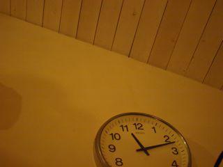 小学校の時計