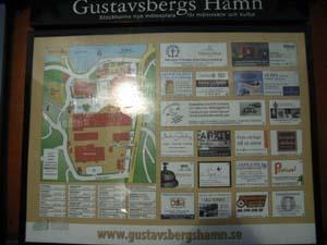 gustvsbergs Hamn 地図