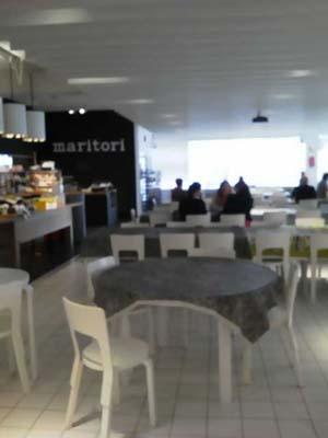 マリメッコファクトリーカフェ
