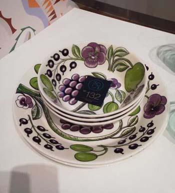 ストックマン150周年記念/イッタラ・パラティシュ・パープル(紫)