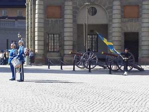 スウェーデン交代式