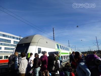 フィンランド鉄道 VRインターシティ