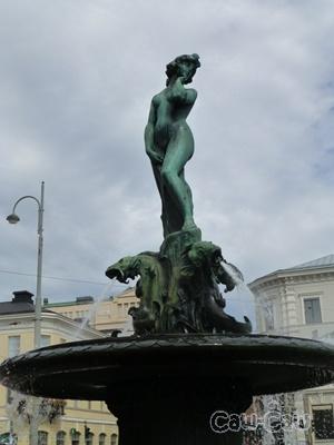 エスプラナーティ 像