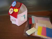 大江委久子・お菓子の家