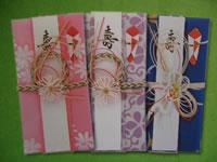 日本郷土玩具館・和柄雑貨・注染手拭い祝儀袋
