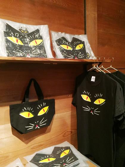 コチャエ日本郷土玩具館Tシャツネコバッグ