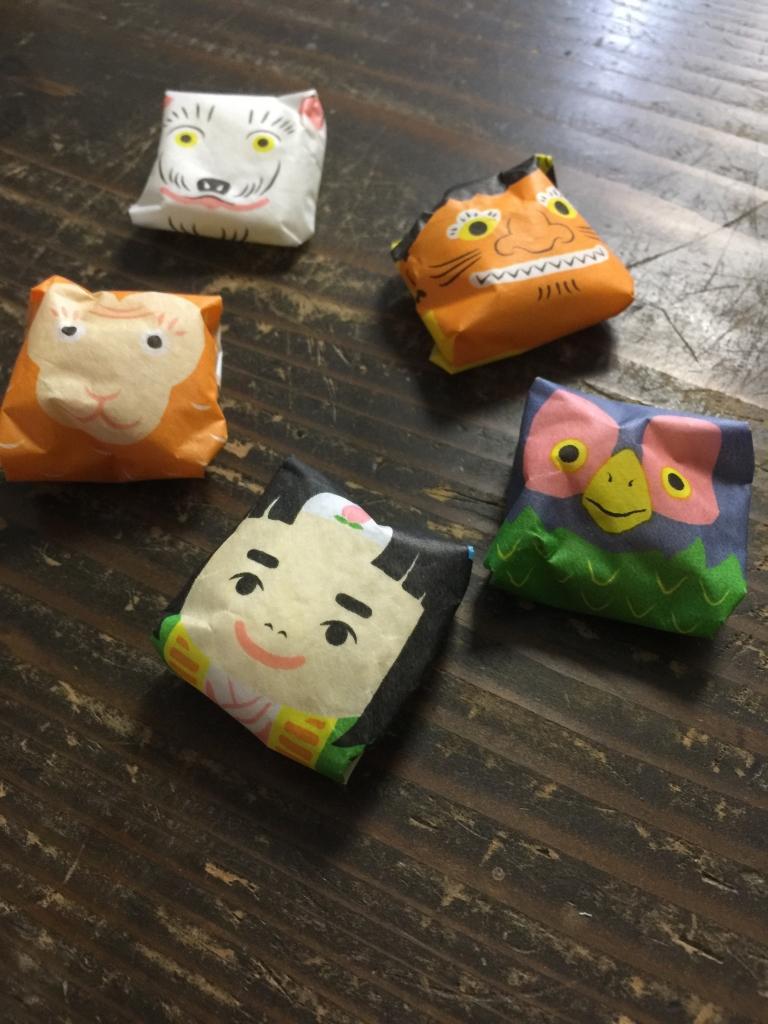 COCHAEワークショップ山方永寿堂「岡山名物 きびだんご」