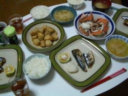 学生の夕飯!?