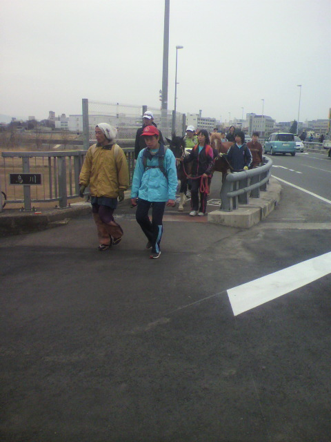 和田橋西詰