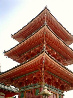 清水寺周辺