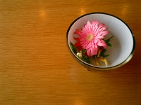お部屋の花