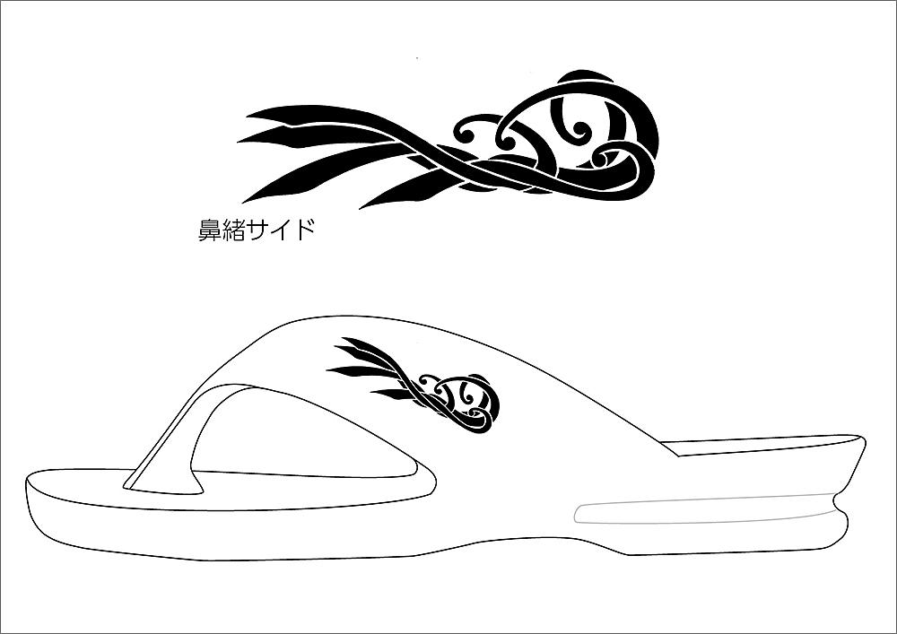 ギョサンプリントデザインコンテスト2019大賞受賞作品