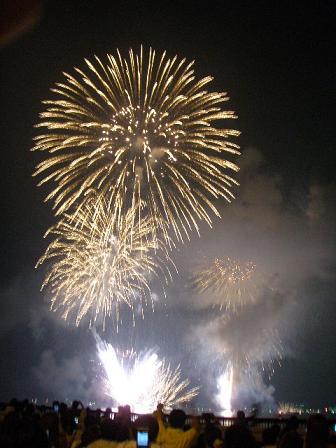 横須賀花火