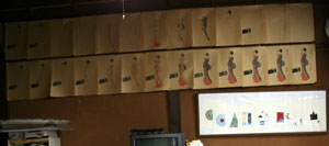 一枚の浮世絵が完成する過程はこんなにたくさんの摺工程が!