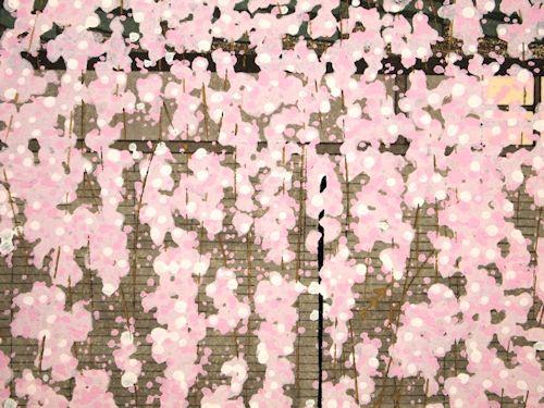 【木版画】加藤晃秀「桜の譜」