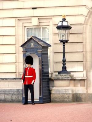 イギリス 衛兵