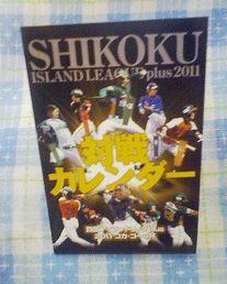 四国アイランドリーグplus2011