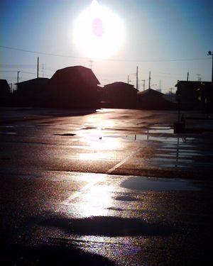 太陽を撮ってみました。
