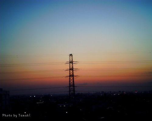 夕焼け(VQ1005)