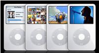 iPod Video アイポッド ビデオ 動画対応