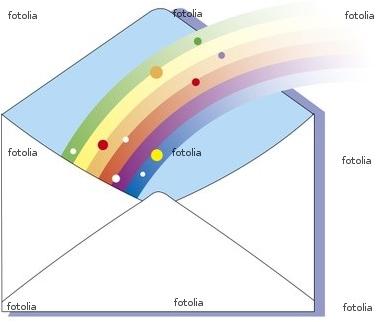 虹のレター