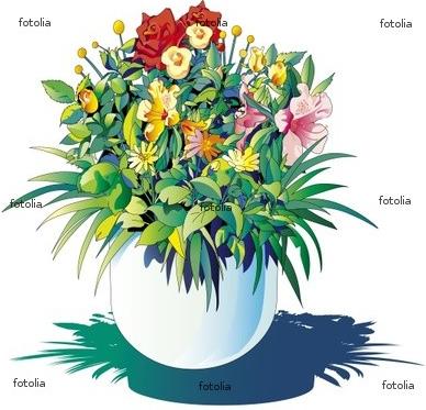 花 フラワーポッド