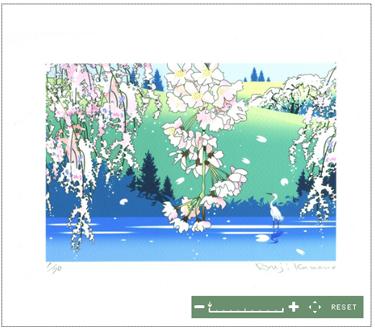 風景イラスト 和風イラスト 浮世絵
