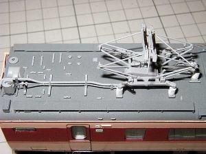 モハ182-屋上配管、その2