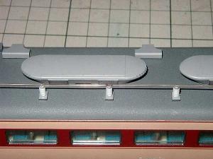 北近畿用183系、モハ484高圧配管2