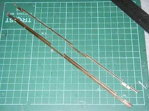 クモヤ145-100代、アングル加工