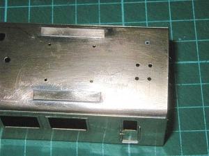 クモヤ145-100代、屋上前加工後位側