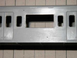 モハ103側窓2段表現